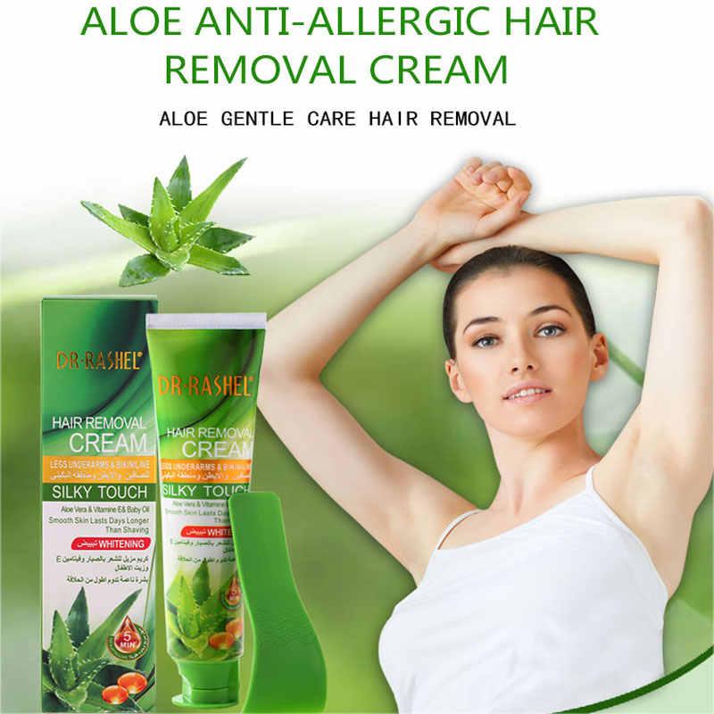 Dr Rashel Aloe Vera Hair Remove Cream Vitamin E Hair Removal Cream