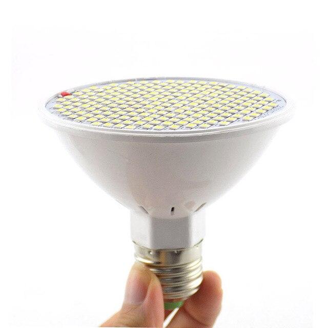 Фитолампа, светодиодный светильник полного спектра для выращивания растений