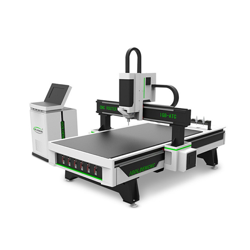 1325 Cnc Router Atc 3d 4d Cnc Wood Carving Multi-use Woodworking Machine Price
