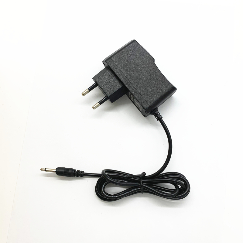 Handheld Elektrische Nähmaschine EU Plug Power <font><b>Adapter</b></font> Eingang <font><b>100</b></font>-<font><b>240V</b></font> <font><b>AC</b></font> <font><b>50</b></font>/<font><b>60Hz</b></font> 6V 1A <font><b>AC</b></font>/<font><b>DC</b></font> Power <font><b>Adapter</b></font> für Stich Maschine image