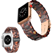 Stainless Steel link strap for apple watch band 38/42mm Bracelet wristband Metal Clasp For iwatch bands 4 44mm 40mm series 3 2 1 цена и фото