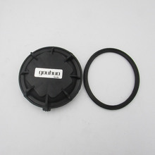 1pcs The Rear Cover of The Headlamp Passing Lamp For Great Wall Hover Haval H5 H1 Dust Cover Waterproof Cover PP Material