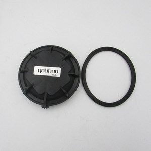 Image 1 - 1pcs The Rear Cover of The Headlamp Passing Lamp For Great Wall Hover Haval H5 H1 Dust Cover Waterproof Cover PP Material