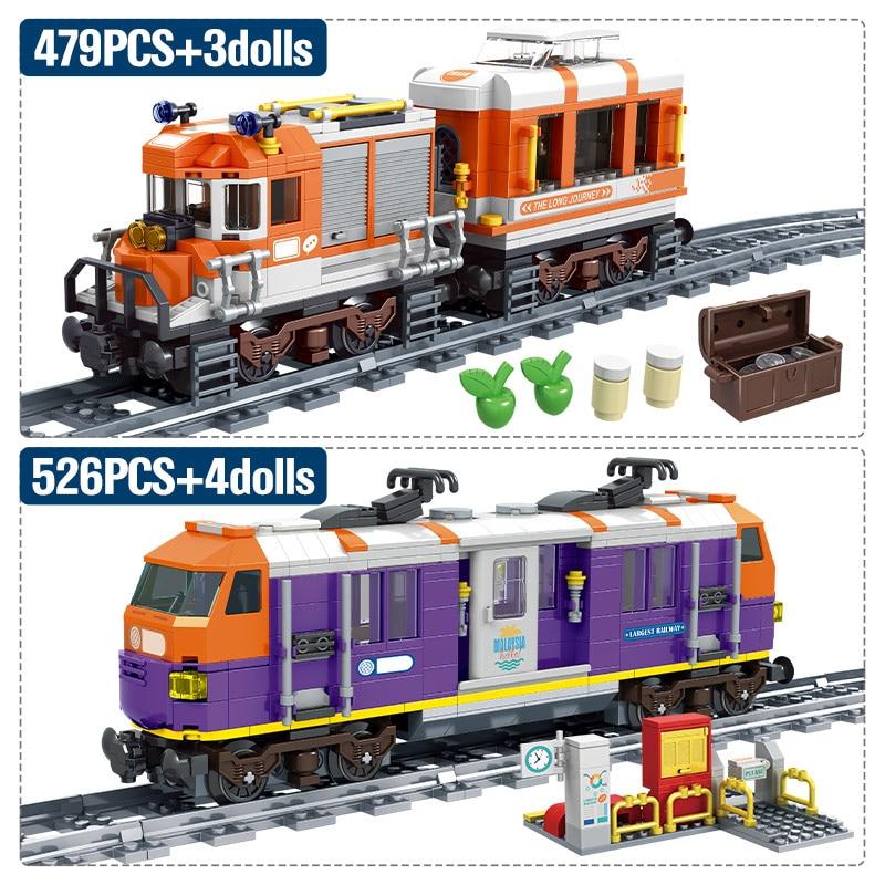 Winner Creator Train Blocks