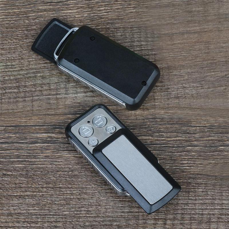 433MHZ Car Alarm Garage Door Remote Control Duplicator Clone Roll Code Scanner