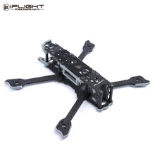 iFlight FH5 5inch 223mm 3K HD Freestyle Frame Kit Carbon Fiber 5mm Arm 5inch Props for Digital