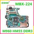 MBX-224 материнская плата для SONY Vaio VPCEB VPC-EB материнская плата для ноутбука HM55 DDR3 HD4500 видеокарта M960 1P-0109J01-8011 A1771577A