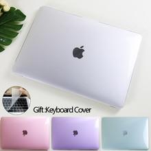 עבור Apple MacBook Pro 13 מקרה A2289 A2251 מגע בר 2020 A2179 עבור Macbook Air 13 מקרה 11 Pro 15 12 16 A2141 מקרה Funda כיסוי