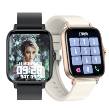 Smartwatch 2021 Bluetooth Call Smart Watch Women Men for Android IOS Heart Rate Blood Pressure T42 Reloj Sports Fitness Tracker