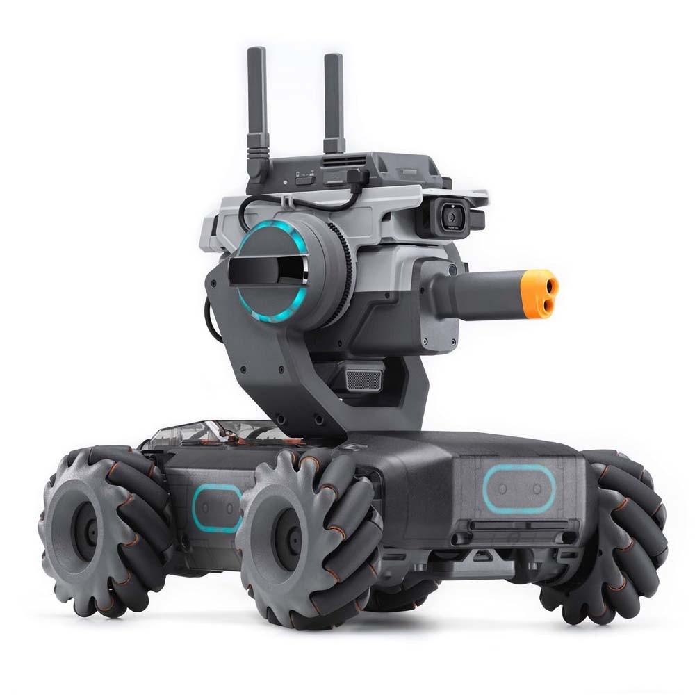 Robomaster S1 Intelligente Pädagogisches RC Roboter 4WD HD FPV APP Control mit AI Module Unterstützen Scratch 3,0 Python Programm DIY