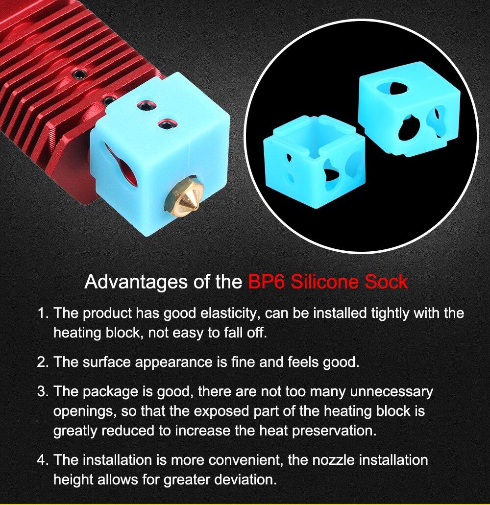 cor de comutação 0.4 1.75mm filamento j-head