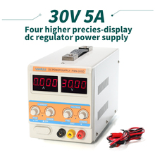 YIHUA 305D- III Four Digital Precise Display Current Value Power Supply 30V 5A Adjustable Power Supply Cellphone Repair