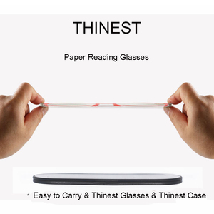 Image 4 - IENJOY Reading Glasses Blue Light Blocking Glasses TR90 Computer Readers Women Men Round Black Frames Pocket Presbyopia Reader