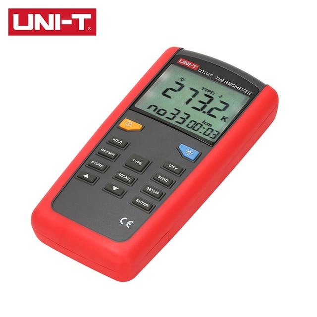 Контактный двухканальный термометр контактного типа,  6