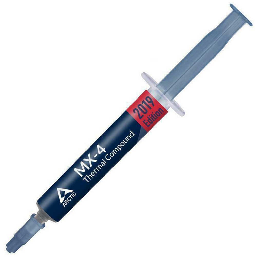 4g tubo de refrigeração processador composto cpu radiador pasta térmica portátil dissipador calor graxa silicone alto desempenho para o ártico MX-4