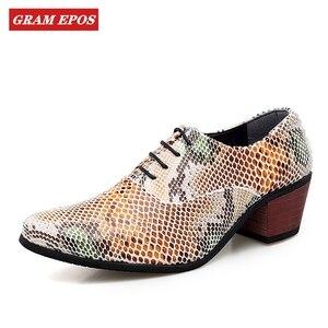 New Men Shoes Luxury Brand Men