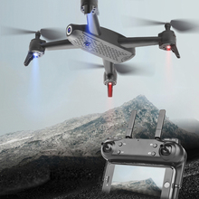 UAV Drone Optical Flow 1080P 720P 200w 4K HD Dual Camera Real Time Aerial Video RC Quadcopter Aircraft Positioning cellphone