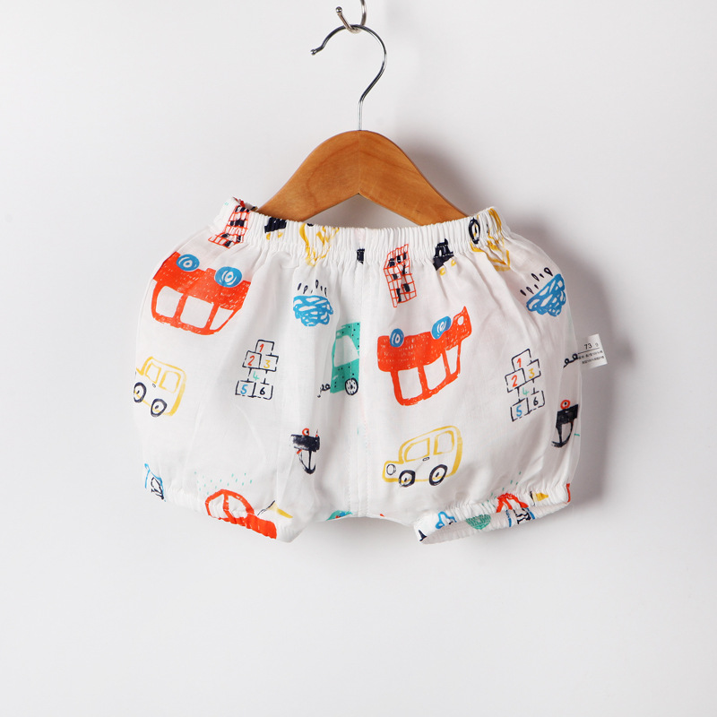 Girls Mosquito Pants Boys Spring Children clothing Spring and Autumn Summer Baby Thin Lantern Child clothes Big PP Pants