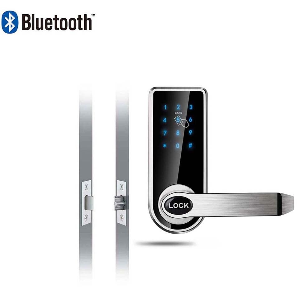 TTLock wifi internet remote control bluetooth smart digital door lock