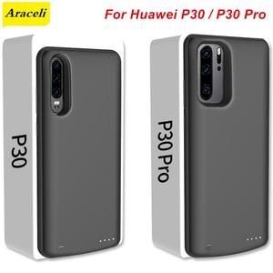 Araceli чехол для аккумулятора Huawei P30 P30 Pro, зарядное устройство, чехол для смартфона, внешний аккумулятор для Huawei P30 Pro, чехол для аккумулятора P30 ...