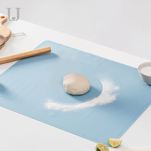 Jordan&Judy Silicone Mat Kneading Pad Household Baking Tools Kneading Pad with Scale Food Grade цены