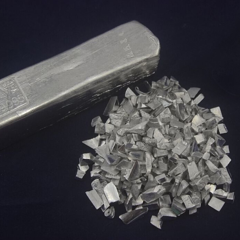 High Purity 99.995% Indium Ingot