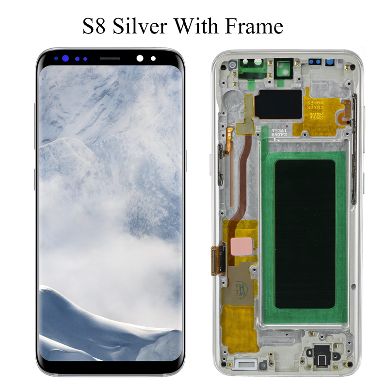 S8 Sliver Frame