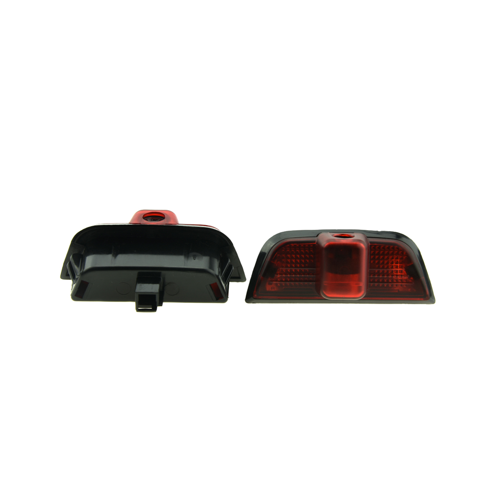 2x LED Door Step Courtesy Ghost Shadow Laser Light fit for <font><b>Mercedes</b></font> C-Class W204 08-14 C200 C230 C260 C280 <font><b>C300</b></font> image