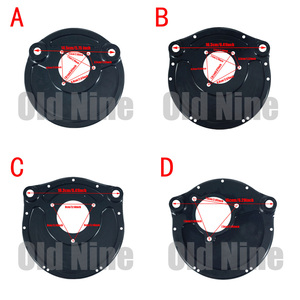 Image 5 - Çok açılı hava temizleyici hava filtresi kasırga spiral için Harley Sportster XL 1200 Dyna 00 17 Softail 3.00 18 Touring FLHX FLHR NESS