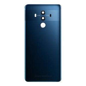 Image 5 - Originele Terug Behuizing Vervanging Voor Huawei Mate 10 Pro Back Cover Batterij Glas Met Camera Lens Sticker