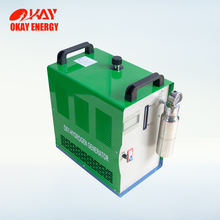 Best price portable high efficiency welder micro flame hho welding machine free shipping high quality top selling hho generator bt 350sfp 80l hour acrylic flame polishing machine chinese supplier