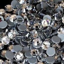 AAAAA высокое качество, прозрачные стразы для горячей фиксации, супер яркие стеклянные стразы, железо на кристалле, стразы для горячей фиксации, ткань для одежды Y2791