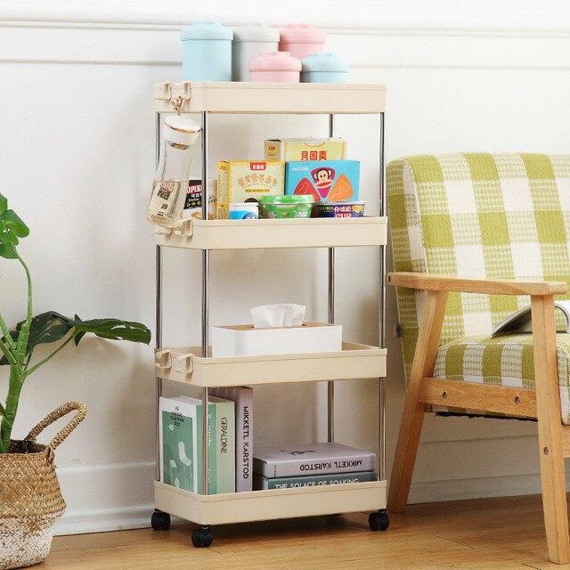 Фото мебель для ванной комнаты кухонная полка хранения тонкий стеллаж