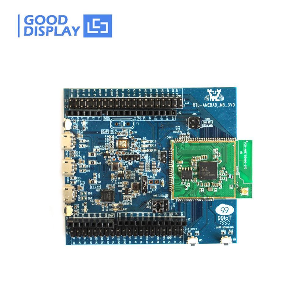 RTL8721DM-EVB 68 PIN WI-FI 2.4G+5.8G+Bluetooth5.0, Development Board