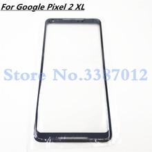 """Original pour Google Pixel 2XL 2 XL XL2 avant verre 6.0 """"écran tactile LCD panneau extérieur lentille pièce de réparation pour Pixel2 XL"""