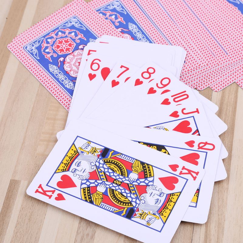 2020 New A Deck Of Poker Cards Family Gathering Party Night Club Bar Casino Playing Card