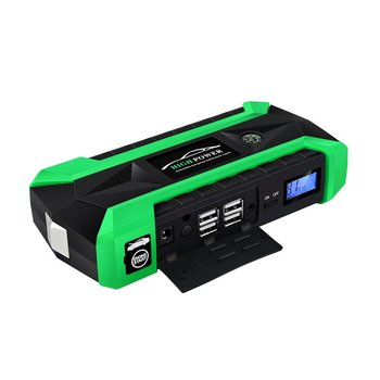 JX29 ABS Exquisitely Designed Durable Mobile Phone Car Multi-function Emergency Start Ignition Mobile Power