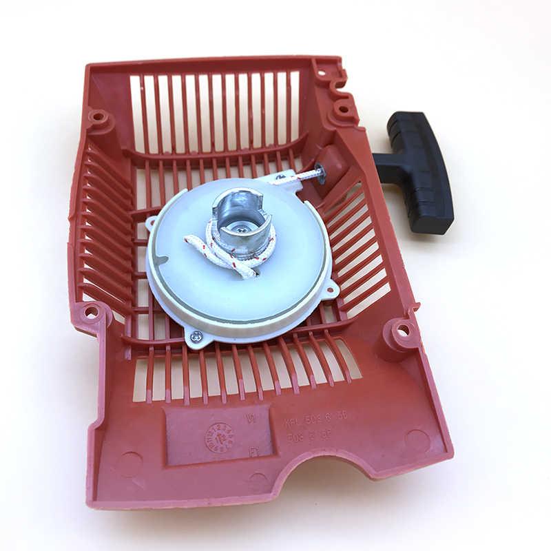 Arranque manual para Husqvarna 61 66 266 268 268k 272k 272xp motosierraStarter
