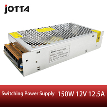 150w 12v 12.5a Single Output switching power supply mean well original nes 75 12 12v 6 2a meanwell nes 75 12v 74 4w single output switching power supply