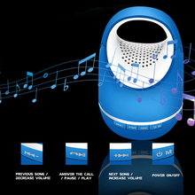 LIGE 2019 New Wireless Bluetooth Speaker IPX5 Waterproof Smart speaker Portable Stereo music Outdoor Handfree Subwoofer