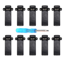 10X Baofeng UV5R Belt Clip for UV-5R Series