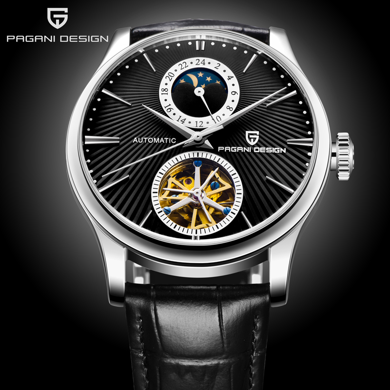PAGANI DESIGN 2020 New Mens Watches Brand Luxury Wrist Watch Mechanical Automatic Watch Men Sport Waterproof Relogio Masculino