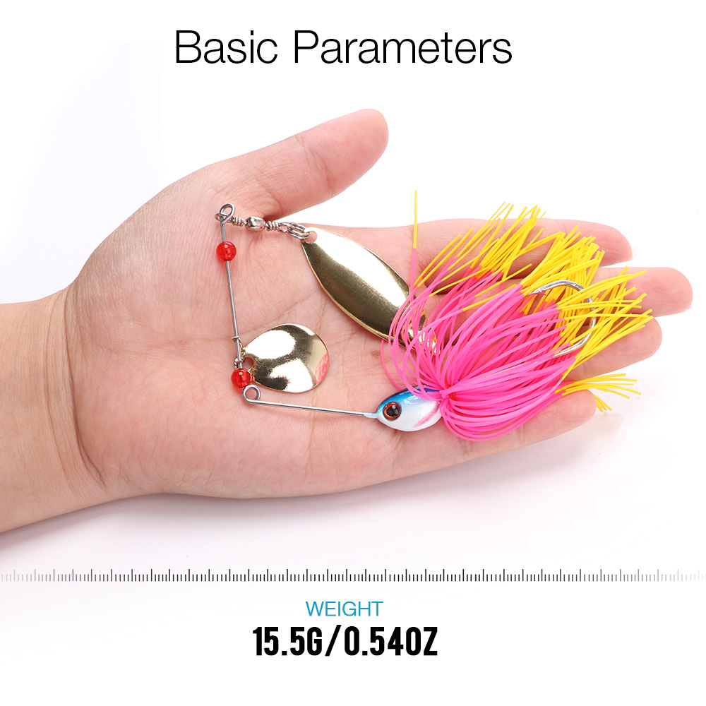 TREHOOK 15.5g Spoon For Fishing Spinners Bait Artificial Fishing Lure Spoon For Pike Wobblers Spinnerbait Chatterbait Crankbait-1