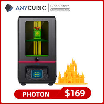 ANYCUBIC 3D Printer Photon UV Resin Print SLA/LCD Plus Size anycubic Light-Cure 2.8\'\' Print Kits Impresora 3d drucker - DISCOUNT ITEM  55 OFF Computer & Office