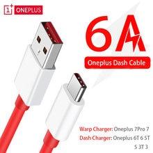 Oneplus Traço Tipo C cabo cabo de Carregamento USB 3.1 Rápida Rápida 1m/1.5m/2m/3m Oneplus Urdidura 5V6A-Tipo c Cabo de Carga