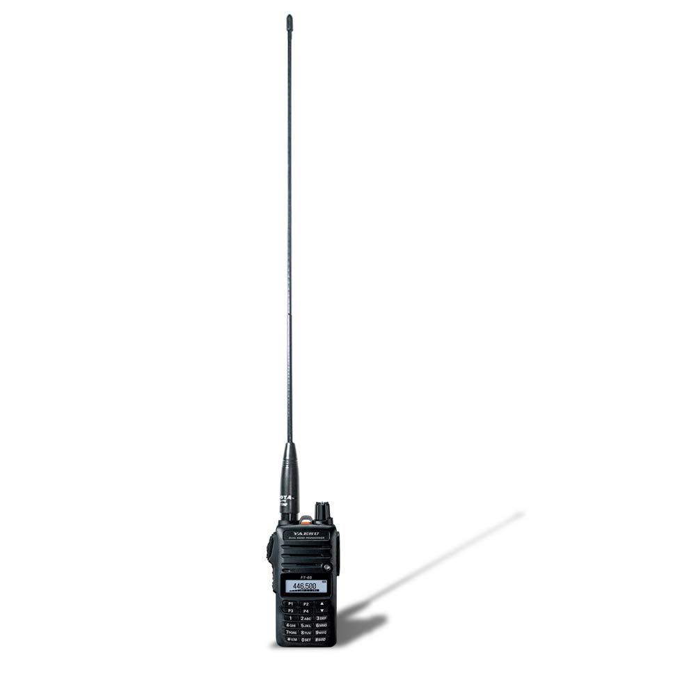 Dual Band SMA-M Male Antenna NA-771 Portable Bag for Yaesu Vertex VX-3R VX-7R ZT-2R PX-2R UV-985 TH-UVF8D TH-UV8000D Baofeng