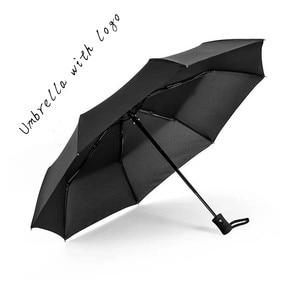 Image 2 - Car styling Automatic Umbrella For VW Accessories Tiguan Polo Golf 4 5 6 Beetle Bora CC Passat B5 B5.5 B6 B7 umbrella for Gift