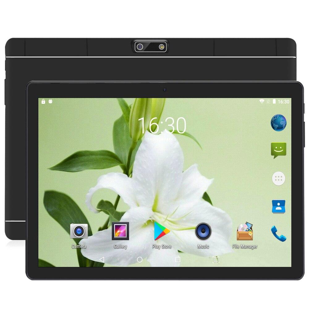 2019 ใหม่ 10 นิ้ว Original 4G LTE โทรศัพท์ Android 7.0 Octa Core แท็บเล็ต Android WiFi บลูทูธแท็บเล็ต GPS 4GB + 64GB แท็บเล็ต Pc 7-ใน แท็บเล็ต Andriod จาก คอมพิวเตอร์และออฟฟิศ บน AliExpress - 11.11_สิบเอ็ด สิบเอ็ดวันคนโสด 1