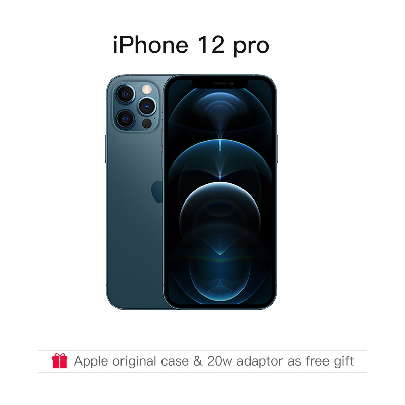Authentic Original Brand New iPhone 12 Pro Pro Max 5G 6 1 6 7 XDR Display - iPhone 12 Pro price in Nigeria and full specs