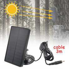 Охоты Камера Батарея Панели солнечные Зарядное устройство Внешнего